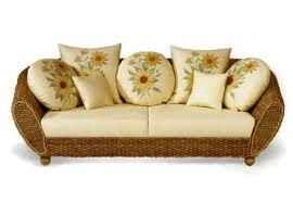Выбор в пользу плетеной мебели