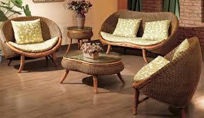 Плетёная мебель для вашего дома