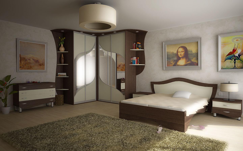 Мебель для спальни - фото