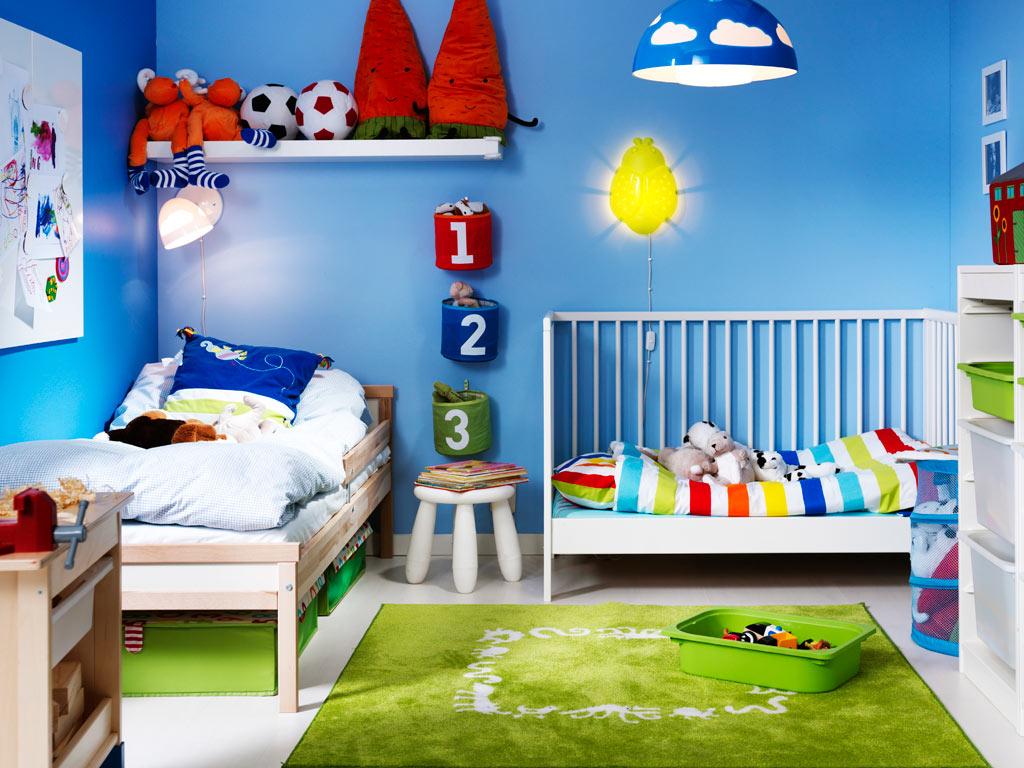 Икеа детская мебель