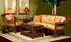 Ротанговая мебель из натурального материала
