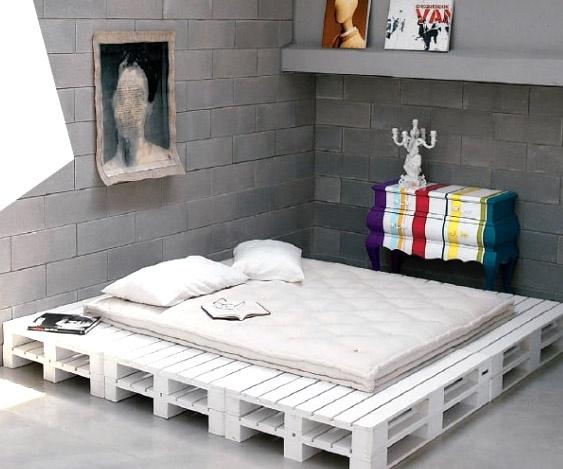 Паллетная мебель