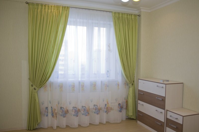 Выбор подходящих штор для прихожей (50 фото)