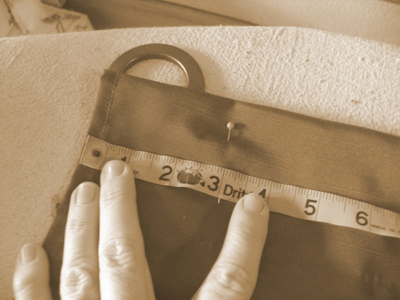 Шторы своими руками: пошаговая инструкция с описанием и фото