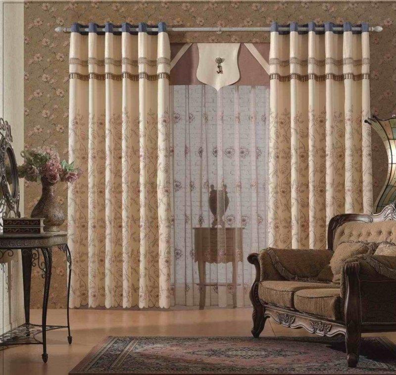 Современные шторы 75 фото лучших штор в интерьере