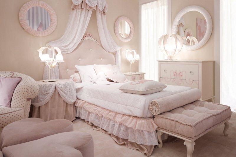 Современная мебель для детской комнаты: союзник порядка в помещении