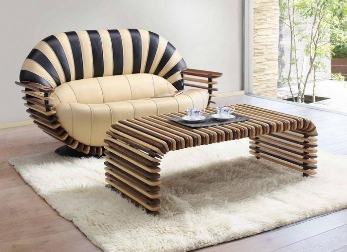 Авторская мягкая мебель