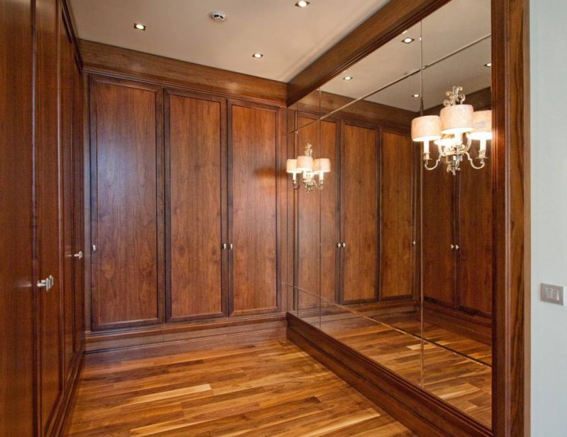 Производство шкафов из дерева